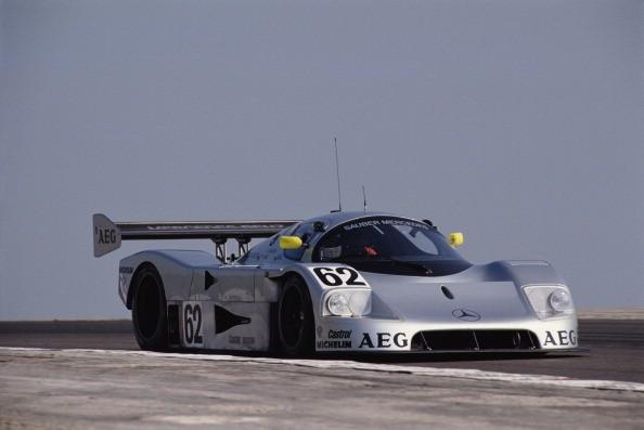 FIA World Sportscar Prototype Championship Coupe de Dijon on 21st May 1989