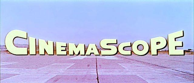 CinemaScope 1954
