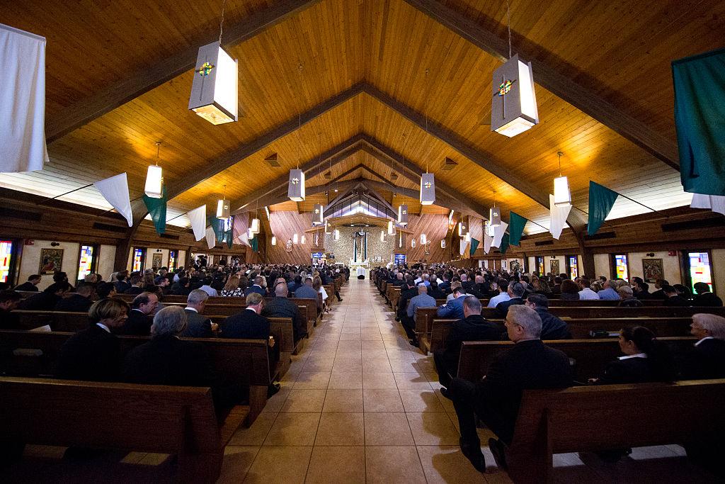 St. Brendan's Catholic Church in Miami