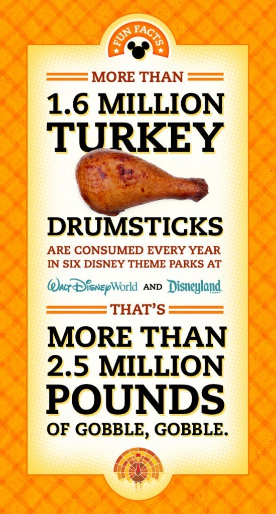 Disneyland Turkey Leg