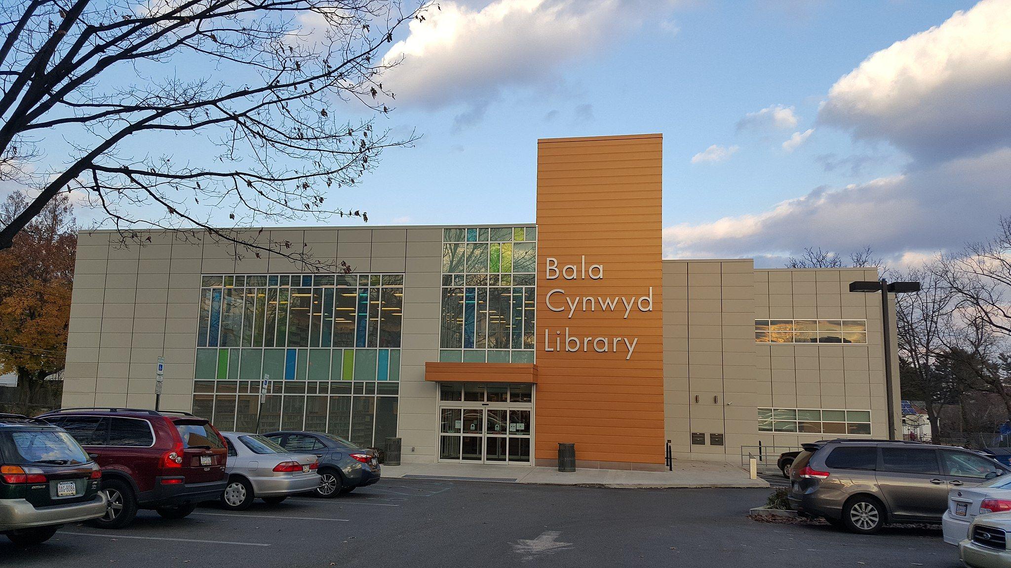 Bala Cynwyd, Penn., Library.