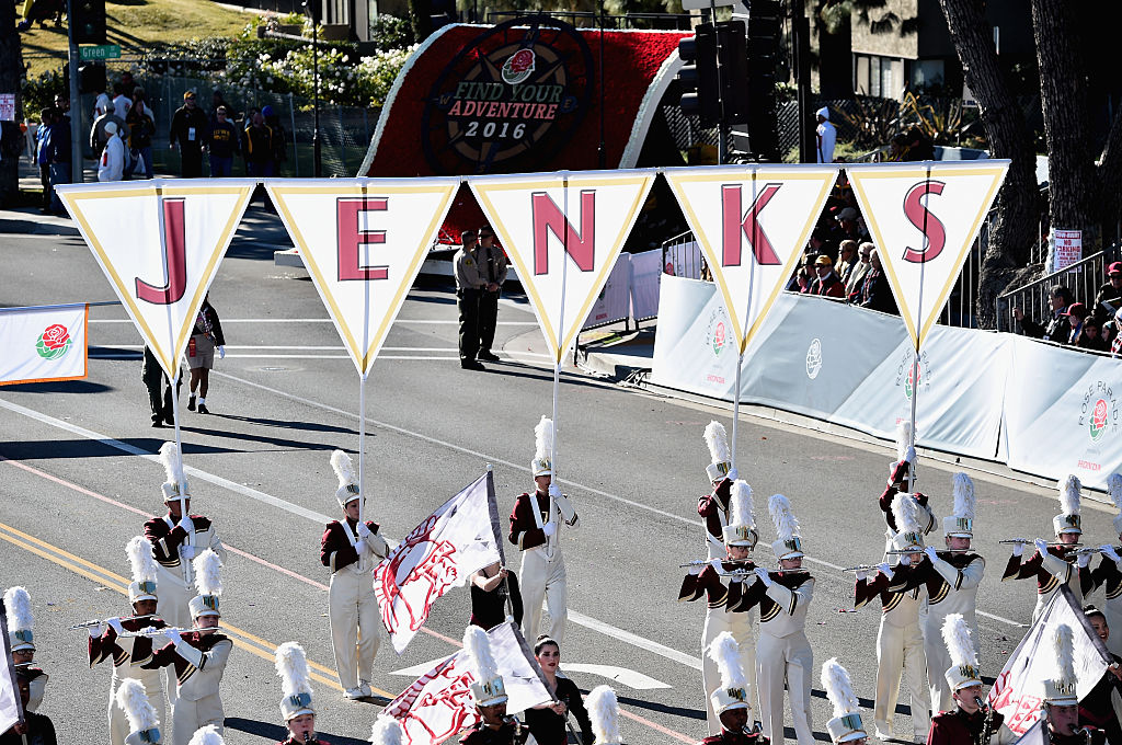 Jenks (Oklahoma) High School marching band