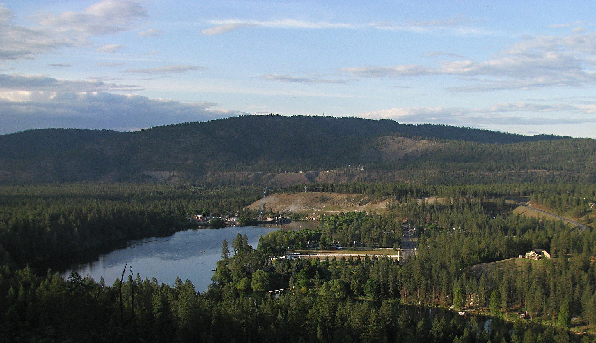 Nine Mile Falls, Washington, tops the list of cities with the fastest internet speeds.