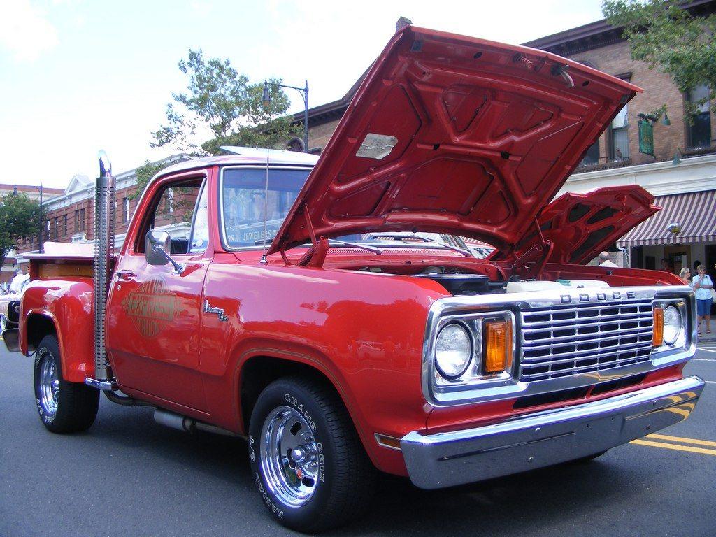 Dodge's L'il Red Express