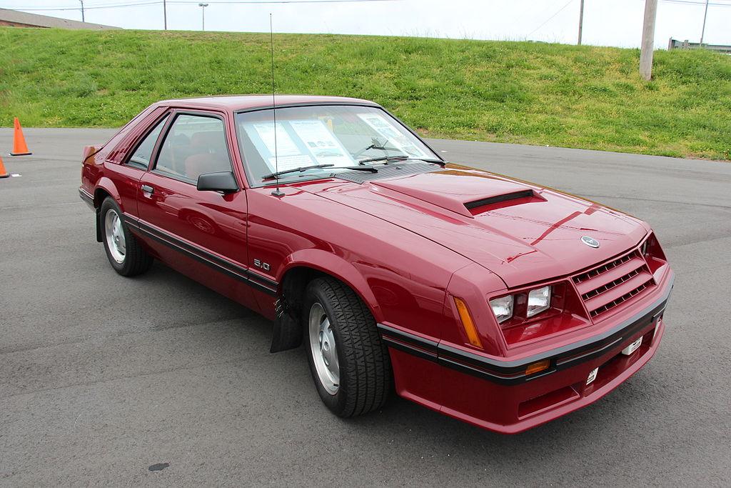 1982 Ford Mustang GT Hatchback