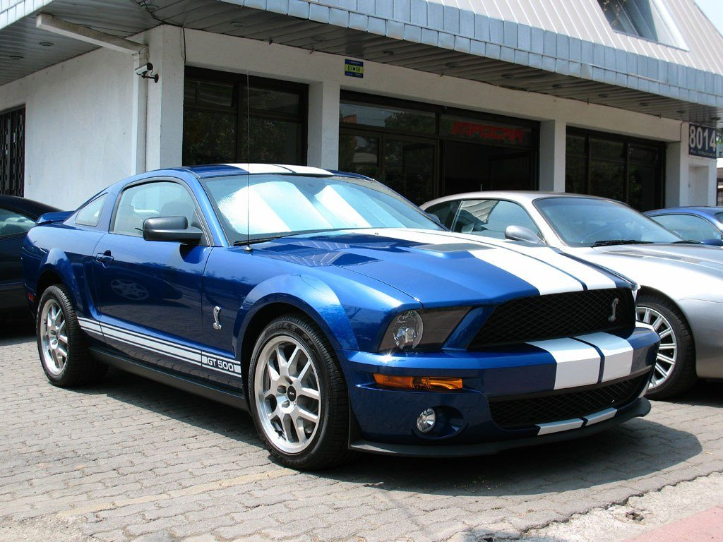 2009 Ford Mustang Shelby GT 500 Cobra