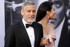 Why George Clooney is the Best Paid Actor of 2018, Even Though He Didn't Do Any Acting