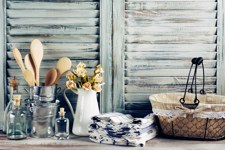 Farmhouse style accessories