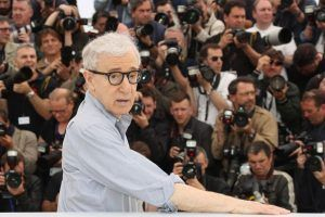 Woody Allen's Latest Movie 'A Rainy Day in New York' May Be in Trouble