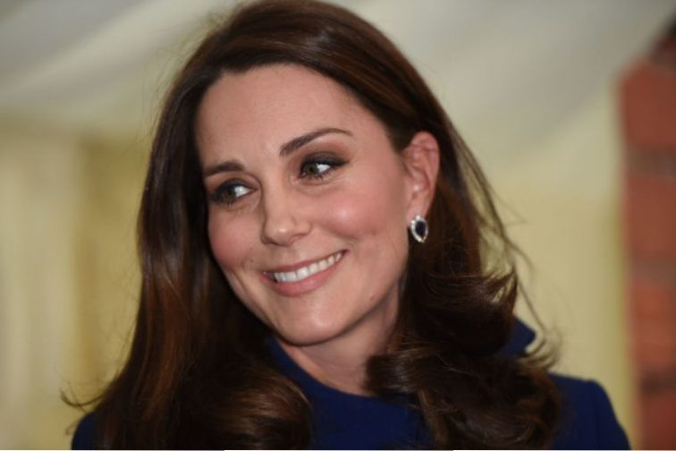 Kate Middleton   EDDIE MULHOLLAND/AFP/Getty Images