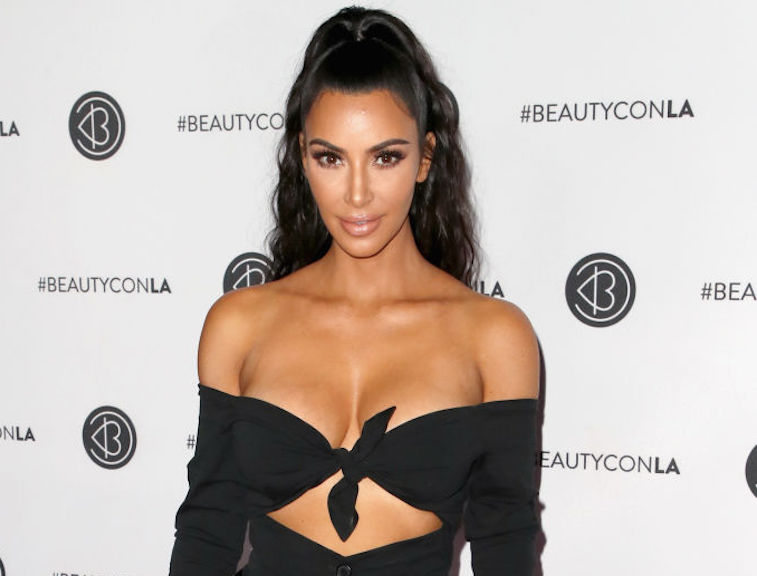 Fans and Celebrities Are Hilariously Dragging Kim Kardashian's Valentine's Day Surprise