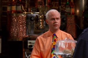 Here's How Many Episodes Gunther Was in on 'Friends' and Where He Is Now
