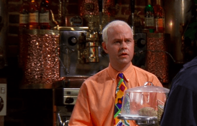 Gunther from 'Friends'