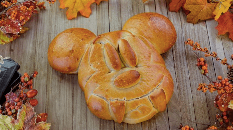 Halloween food disneyland