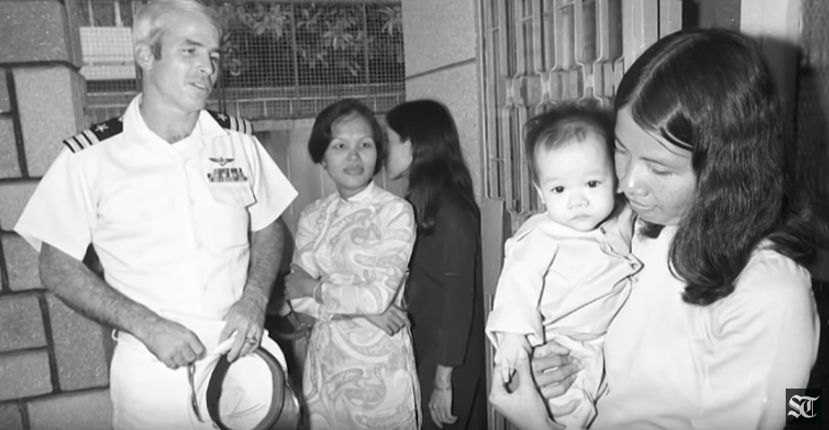 John McCain in Vietnam