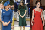 Why Has Kate Middleton Never Worn Orange In Public As a Royal?