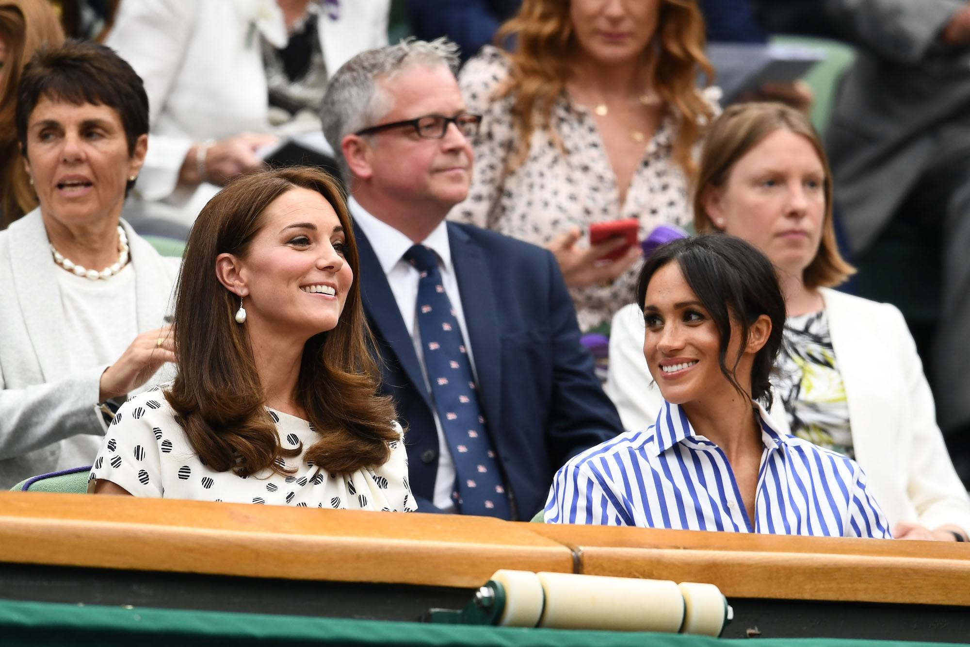 Why does Meghan Markle have to curtsy to Kate Middleton