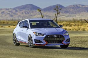 What the New Hyundai Veloster and N Performance Model Bring for 2019