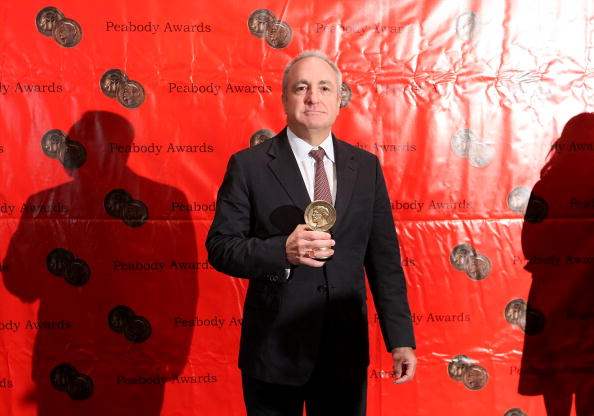 Lorne Michaels is honored during the 68th annual George Foster Peabody Awards in 2009
