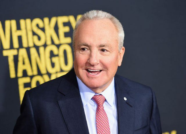 """Lorne Michaels at """"Whiskey Tango Foxtrot"""" world premiere at AMC Loews Lincoln Square 13 theater on March 1, 2016 in New York City"""