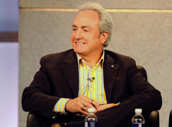 """Executive Producer Lorne Michaels from the series """"30 Rock"""" attends the 2006 Summer Television Critics Association Press Tou"""