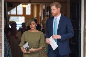 Royal Family Name Rules Prince Harry and Meghan Markle Will Have to Follow When Naming Their Baby