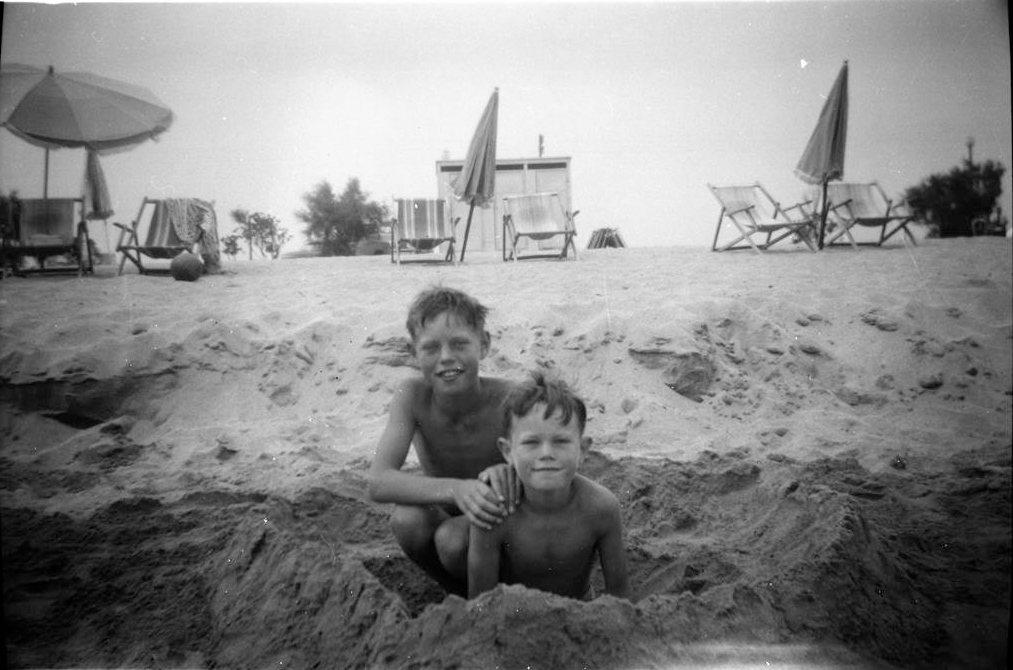 Mick Jagger age 8 circa 1951