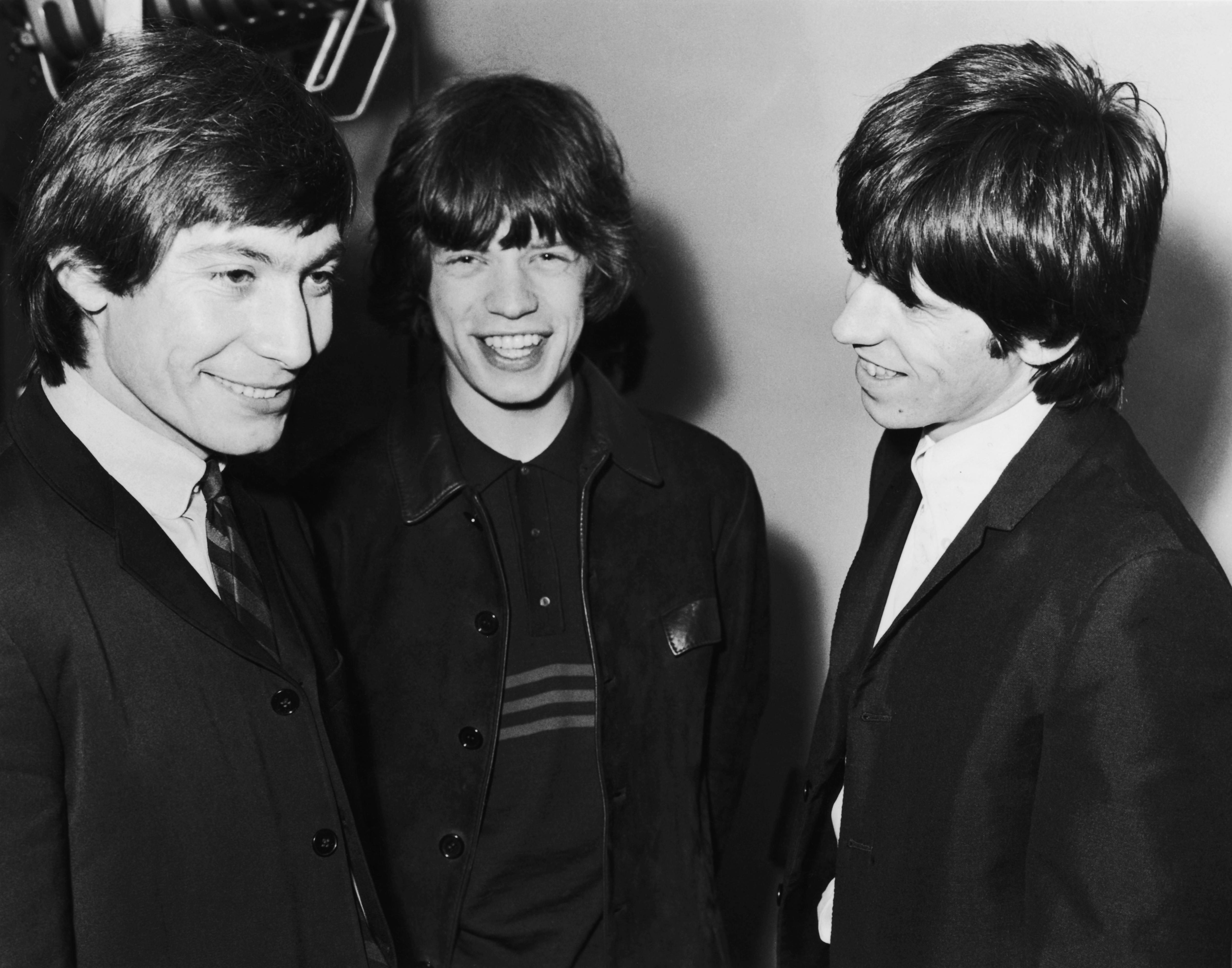 Mick Jagger in 1964