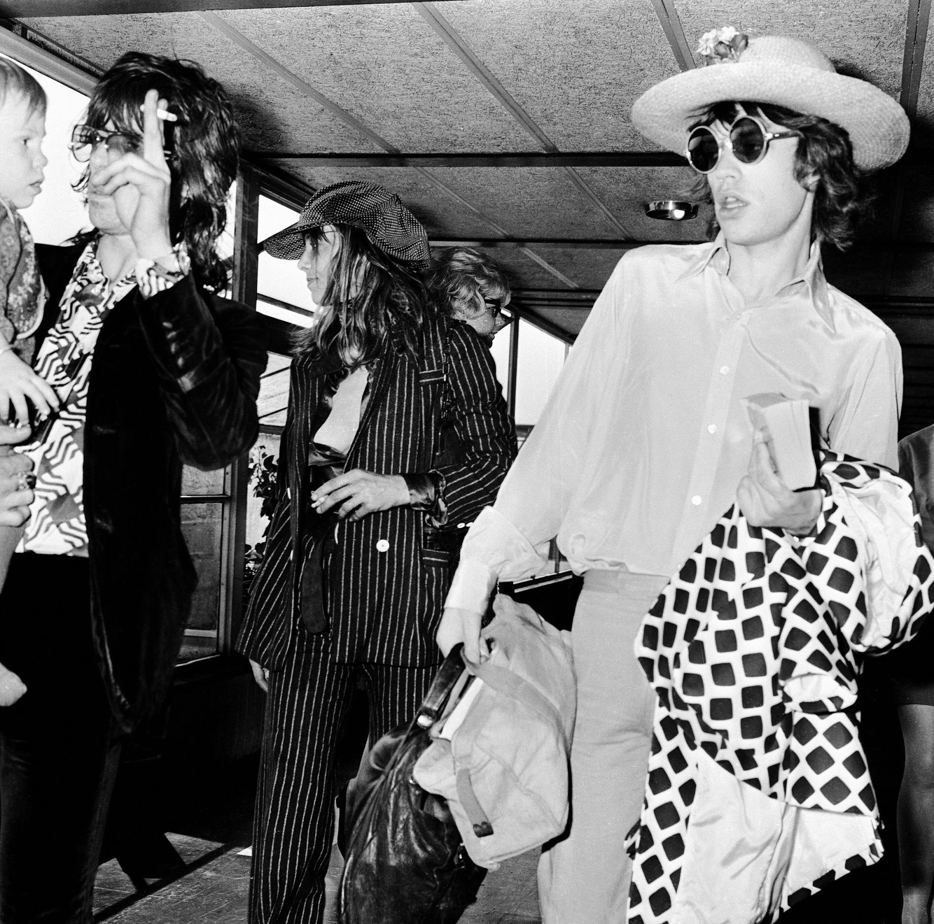 Mick Jagger in 1970