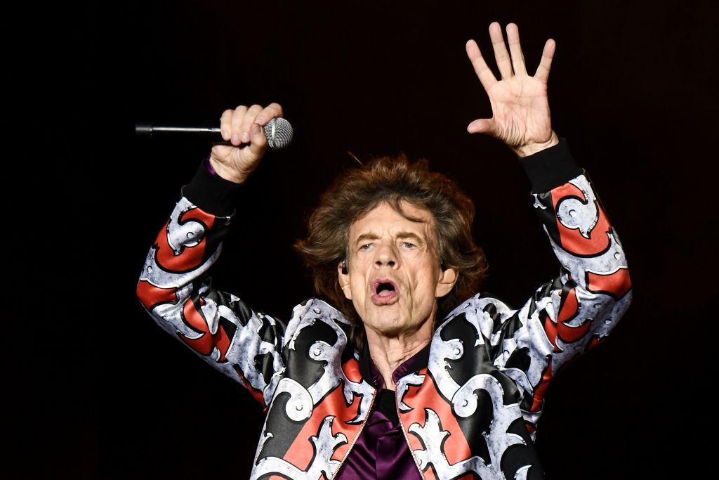 Mick Jagger 2018