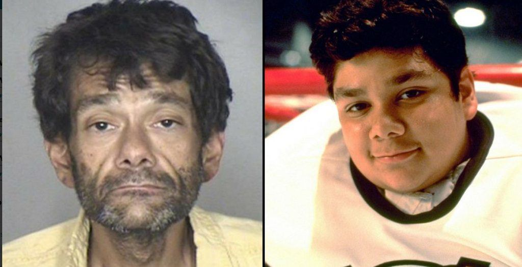 Former child actor Shaun Weiss, now and then