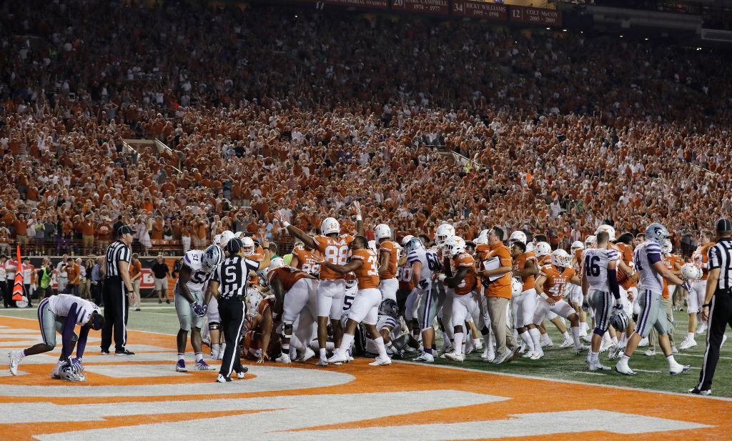 overtime is different in the NFL than it is in college football