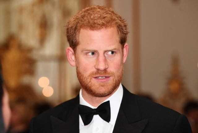Prince Harry attends 100 Women in Finance Gala Dinner
