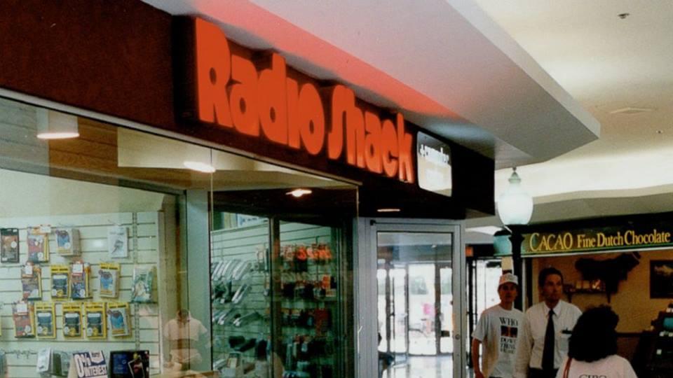 RadioShack 1980s