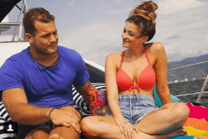 How Did Tia and Colton Meet? Some Speculate Bachelorette Producers Set Them Up