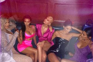 Here's How Much It'll Cost You to Really Party Like a Kardashian