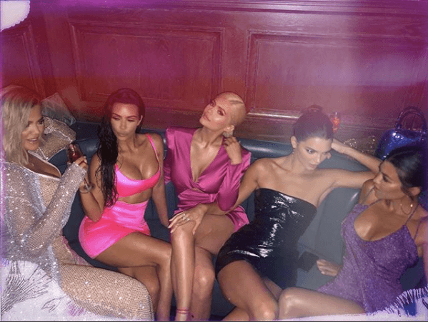 Kylie Jenner's 21 birthday