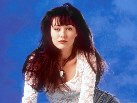 Shannen Doherty in 'Beverly Hills, 90210'