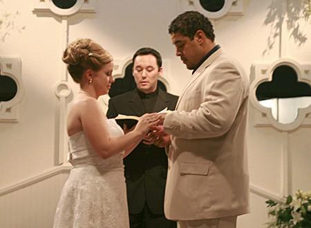 The Real Wedding Crashers
