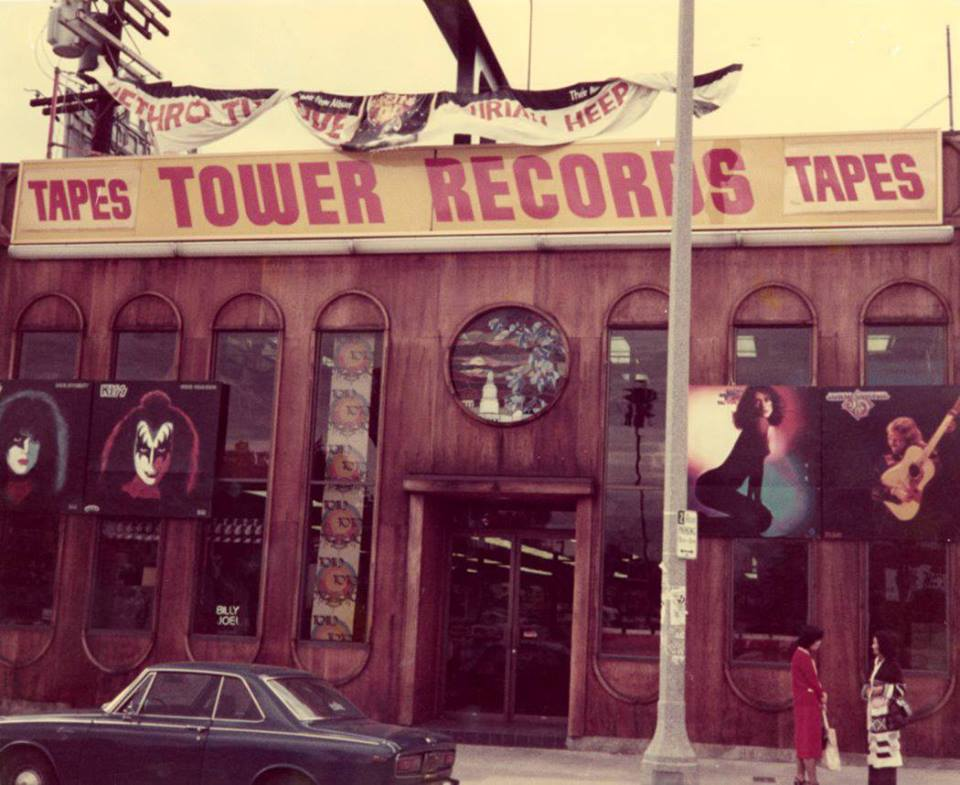 Tower Records 1978