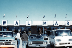 You Won't Believe What Your Favorite Retail Stores Used to Look Like, and What They Look Like Today