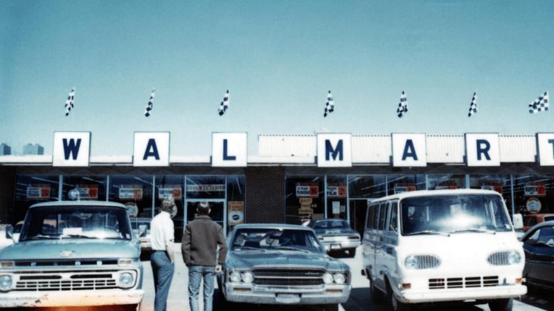 Walmart Store No. 1 in Arkansas.