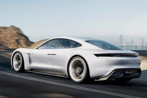 Porsche Taycan: A Closer Look at the 300-mile Electric Car Coming in 2019