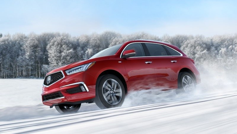 The Hybrid SUVs With the Best Fuel Economy in 2018