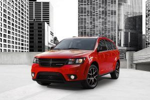 What's New in the Dodge Journey for the 2019 Model Year