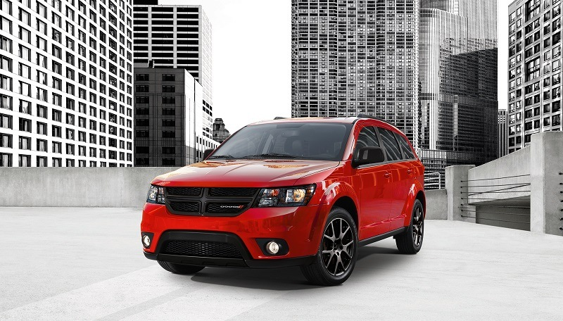 What S New In The Dodge Journey For The 2019 Model Year