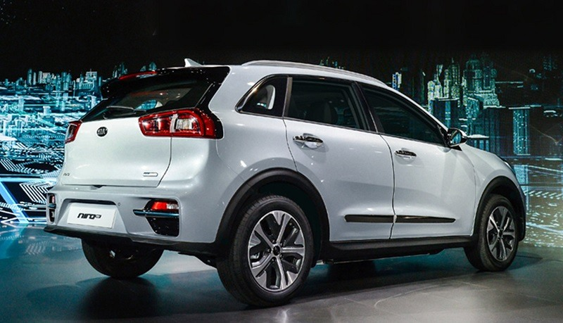 2019 Kia Niro EV: Will Kia's Long-Range Electric Crossover ...