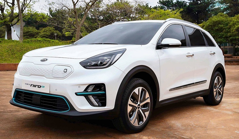 2019 kia niro ev will kia 39 s long range electric crossover break through. Black Bedroom Furniture Sets. Home Design Ideas