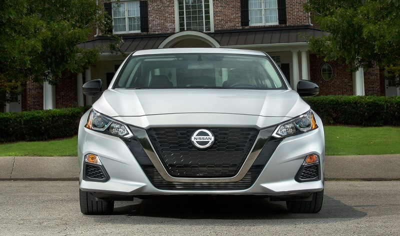 2019 Nissan Altima What The Fully Redesigned Model Is