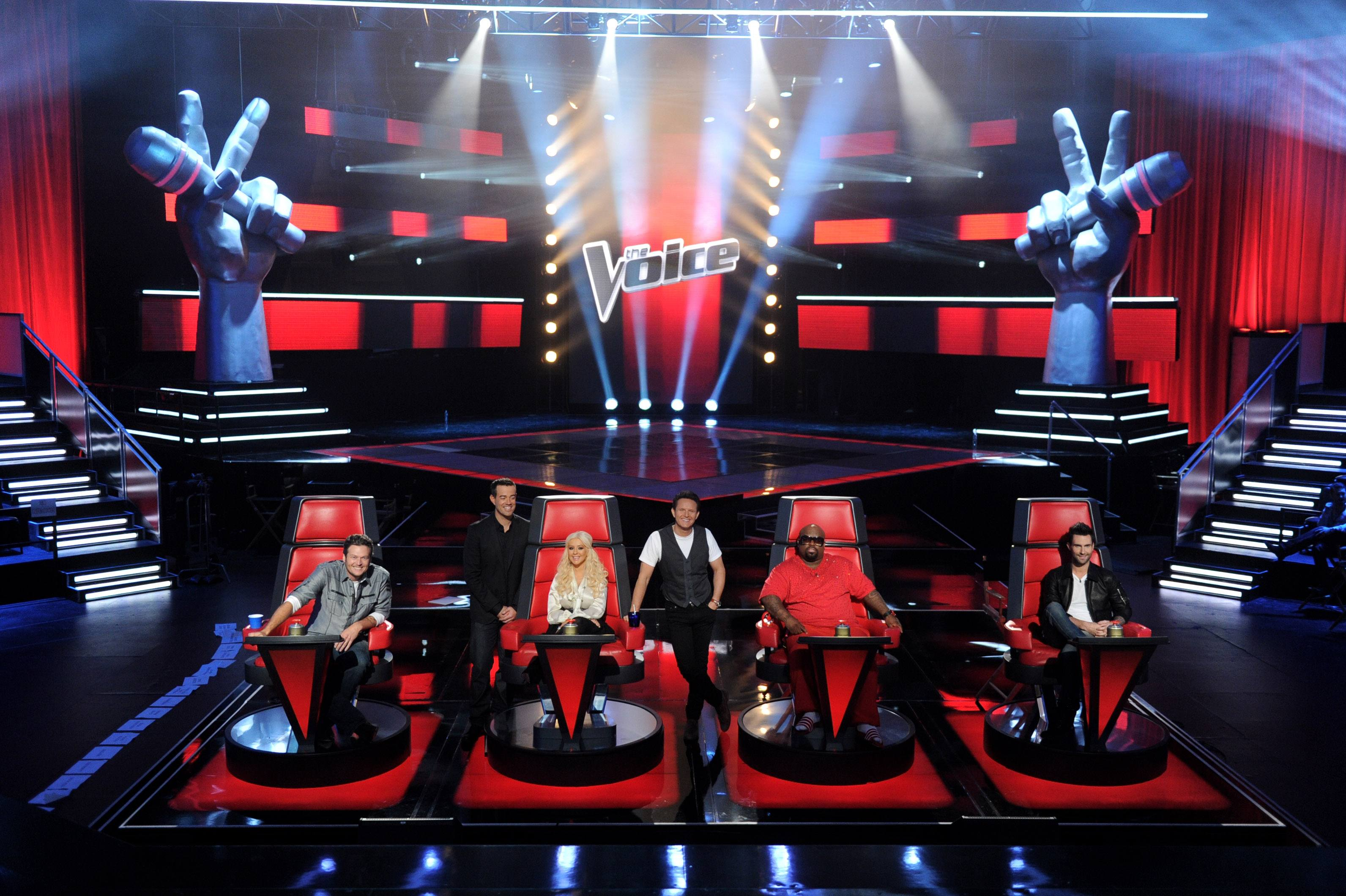 NBC's The Voice